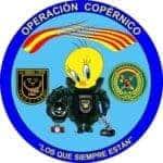 Parches policia y guardia civil copernico