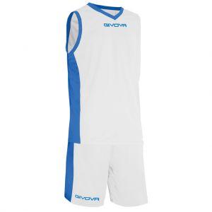 givova baloncesto bianco azzurro