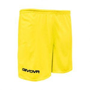 pantalon givova amarillo